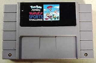 BrotheWiz Tiny Toon Adventures Wacky Sports Challenge Good Quality 16 Bit Big Game Card For NTSC Game Player