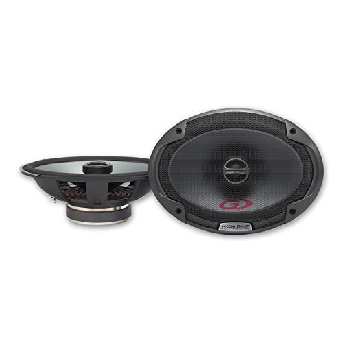 Alpine Electronics 6 x 9 Coaxial 2-Way Speaker