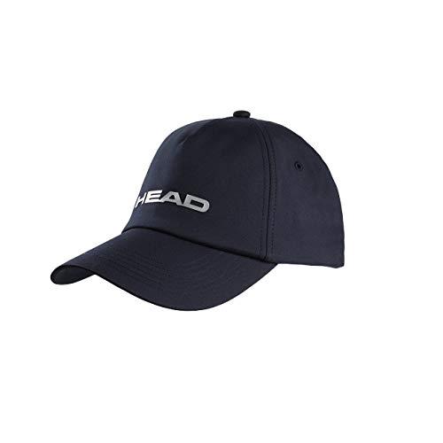 HEAD Unisex-Erwachsene Performance Cap, Navy, Einheitsgröße