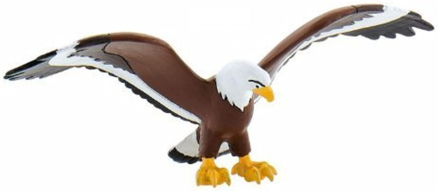 Bullyland Great Eagle Figure (Multicolor) by Bullyland