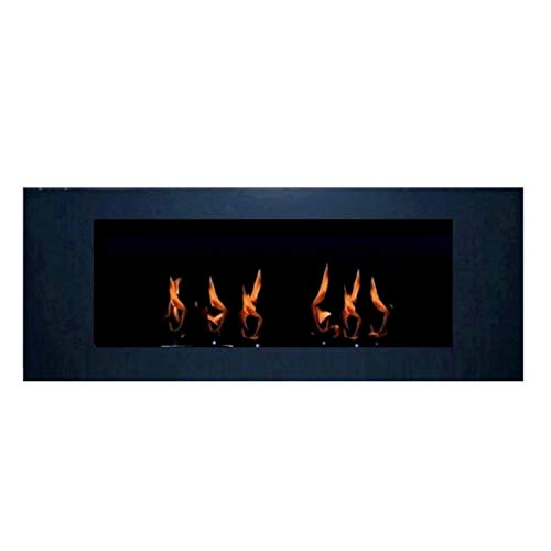 Bio- Ethanol and Fire Gel Fireplace Model Celin - Choose from 6 colors (Anthracite)