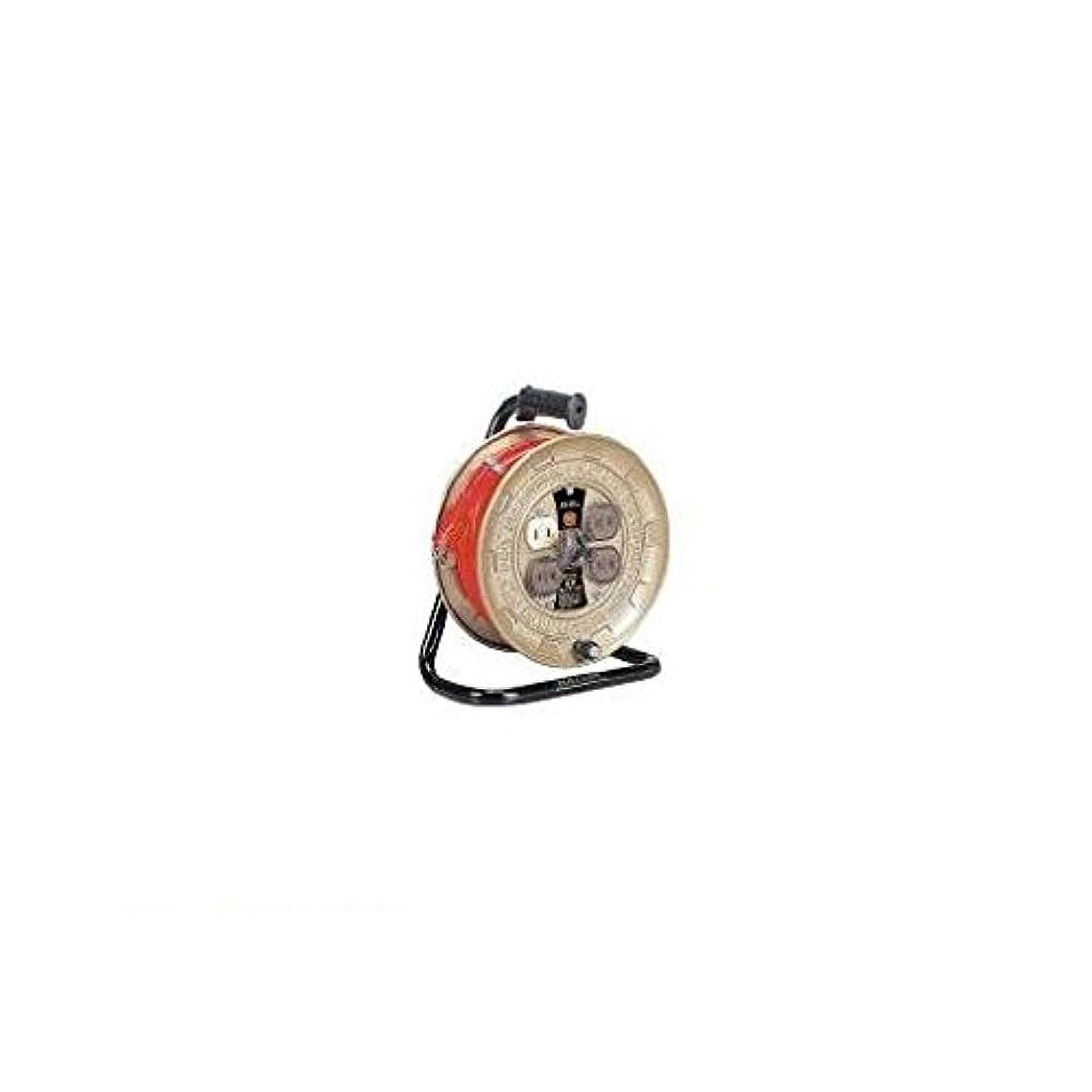 物語地雷原孤独FT42122 温度センサー付コードリール単相100V10M