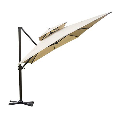 Best Rated Offset Patio Umbrellas