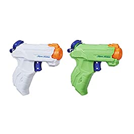 Nerf – Pack de 2 Pistolets A Eau Super Soaker Zipfire