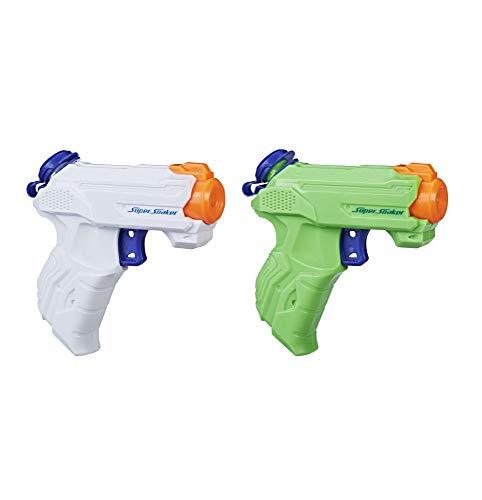 Hasbro E2155EU4 - Super Soaker ZipFire Wasserspritzpistole, 2er Pack