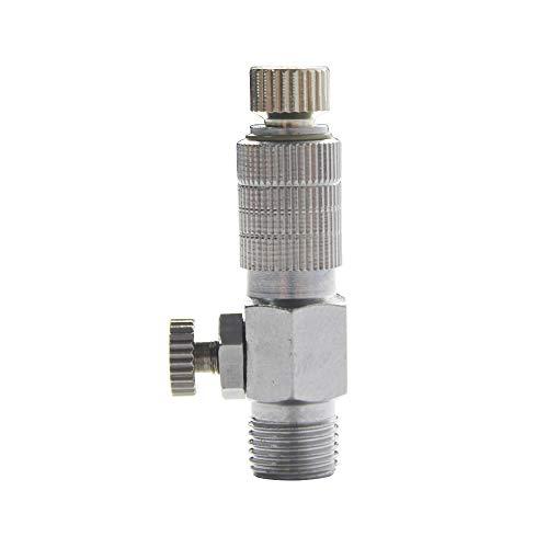 BESTA Abest aérographe Quick Release Adaptateur connecteur avec Valve 1/20,3 cm pour Blaireau