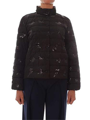 EMME MARELLA Damen 54860689Black Schwarz Polyester Steppjacke