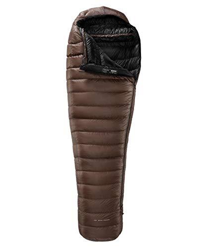 Yeti Passion FIVE - leichter Premium Dauneschlafsack ab 690 Gramm, bis -7° C (limit)