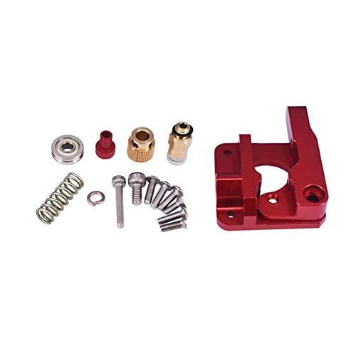 ETbotu schoolbenodigdheden, geschenken voor jongens/meisjes/kinderen - MK8 Extruder 3D Printer Parts Metal Block Bowden Extruder 1.75MM Filament Reprap Extrusie voor MK8 CR10 CR-10