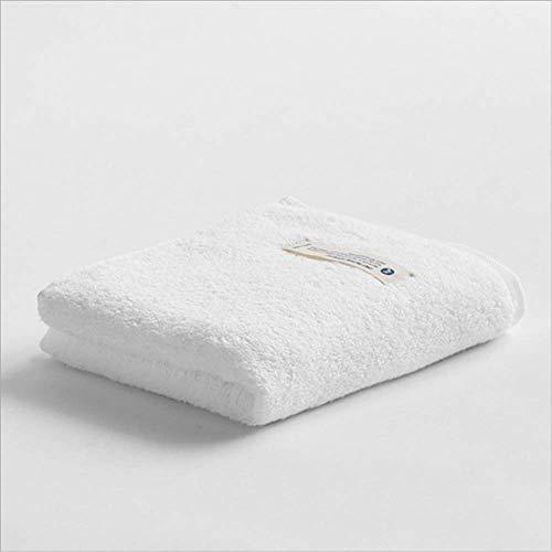SWAXQ Handtuch Aus 100% Baumwolle Kämmtes Handtuch Reines Baumwolltuch Adult Flat Face Wash Handtuch