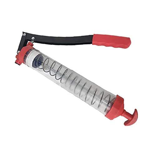 Herramienta manual de grasa, alta presión neumática del engrasador acción de la palanca 600cc para el coche cartucho de engrase relleno flexibles prácticos Herramientas consumibles