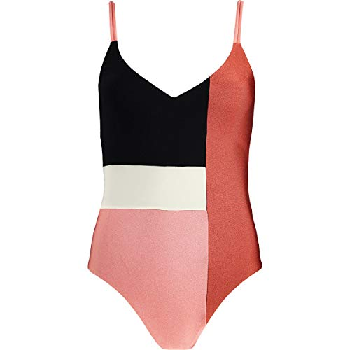 Barts Damen Lourdes Suit Badeanzug, Dusty Pink, 38