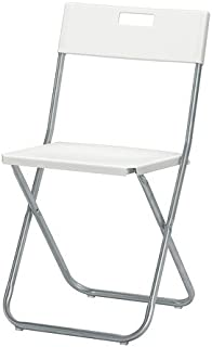 Ikea Folding Chairs 4 Pack (4, White)