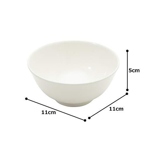 NARUMI(ナルミ) カップ ソーサー パティア(PATIA) ホワイト 270cc スープ 電子レンジ・食洗機対応 日本製 41624-3884