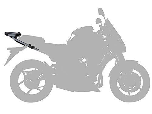 SHAD Y0FZ64ST Soporte de Baúl para Yamaha Fazer Fz6 S 600, Negro