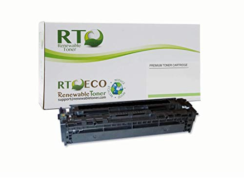 Renewable Toner Compatible Toner Cartridge High Yield Replacement HP 312X CF380X for Laserjet Pro MFP M476