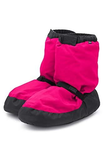 Stivaletti SCALDAPIEDI Bambini IM009K Bloch (L(35-36), Fluorescent Pink)