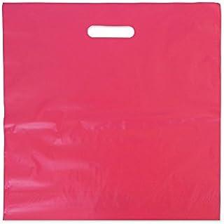 Amazon.es: bolsas plastico asa troquelada