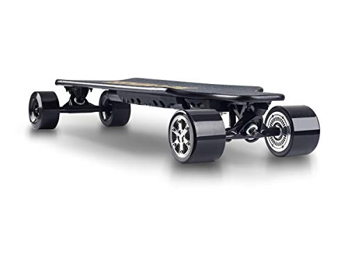New 2020 Upgraded 2nd Generation Koowheel Electric Skateboard| Replacement Wheels|Speed 43 km/h| Max Load 130kg| Hill Grade 25%| 5500mAh| Dual Brushless Hub Motor | UK Seller