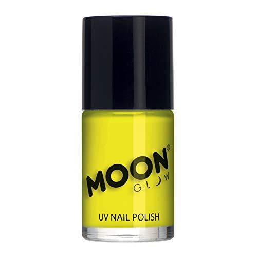 Moon-Glow Neon Nagellak Geel