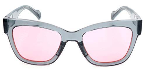 adidas Sonnenbrille AOG002 Gafas de sol, Gris (Gr), 52.0 para Mujer