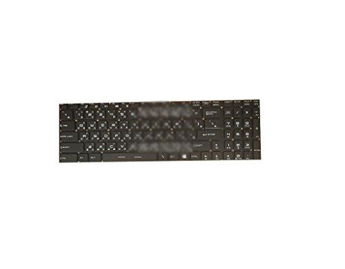 Laptop-Tastatur für MSI GE62 2QE 2QF 2QC 2QD 2QL 6QC 6QD 6QE 6QL 7RD 7RE GE62VR 6RF 7RF GE62MVR 7RG Traditionelles Chinesisches TW mit Kristall-Knopf und Hintergrundbeleuchtung