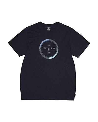 BILLABONG Full Rotator tee SS Camiseta, Hombre, Azul (Navy), L