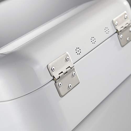 Mandorla Wesco 235 201-23 Cassetta per il pane Grandy 42 x 22 x 17 cm colore