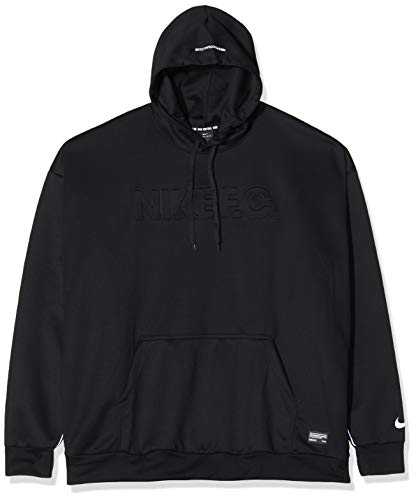 Desconocido Nike M Nk FC Sweatshirt, Herren, Black/White, S