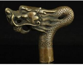 Yunhao8 100% Direct store Pure Copper Limited time sale Brass Grandpa Lucky Old Hand Good China