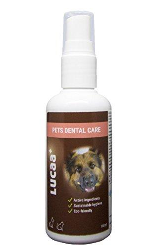 LUCAA+ Limpiador Dientes 100ml   Higiene Dental  