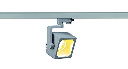 SLV EURO Cube indoorlamp aluminium zilveren lamp binnen, binnenlamp