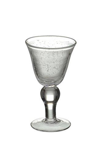 Artland Iris Set da 2 Bicchieri Vino Trasparenti