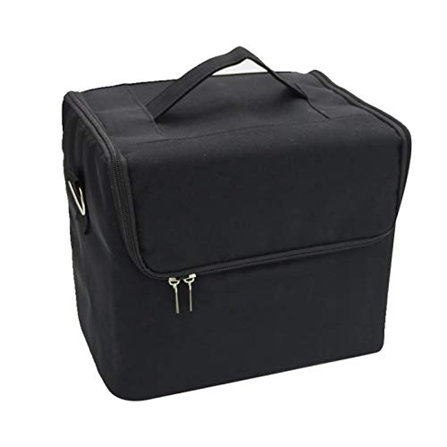 Cosmetic Bag Large Capacity Cosmetic case Manicure Multifunctional Storage Tool case Suitcase