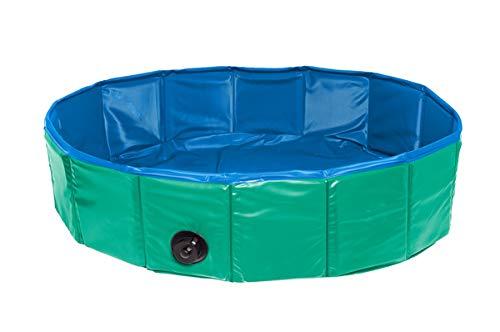 Karlie Doggy Pool, Durchmesser, 160 cm, grün/blau
