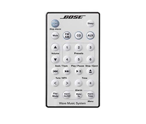 Bose Creme weiß Fernbedienung für Wave Music System awrcc1awrcc2Aka Wave Radio/CD II