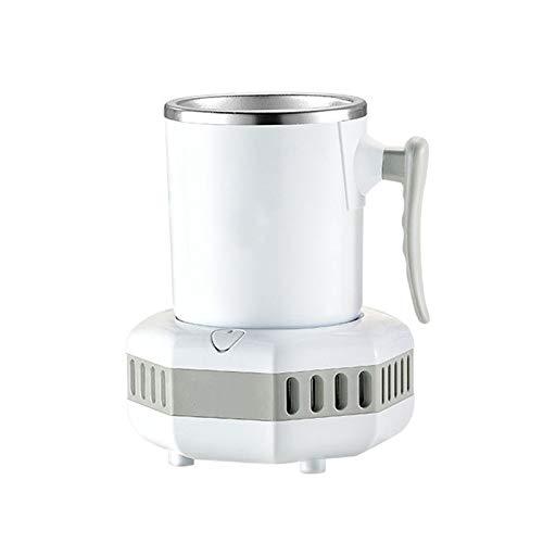 MUYEY Mini Nevera Eléctrica Taza De Enfriamiento Rápido Refrigerador De Leche De...