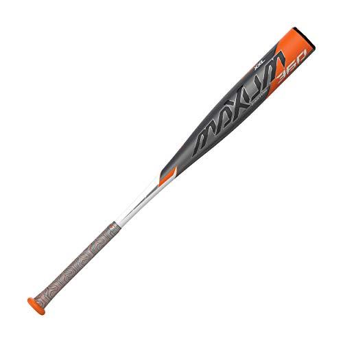 EASTON MAXUM 360 -3 BBCOR Baseball Bat | 2 5/8 in  XXL Barrel | 30 in  / 27 oz | 2020 | 1 Piece Composite | Seamless Carbon Construction | XXL Barrel Longest & Biggest Sweet Spot In The Game