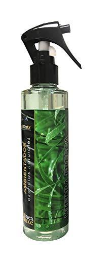 Unycox UNYCQ Ambientador Aroma Hierba Fresca Gama Deluxe, Verde, 200 ml