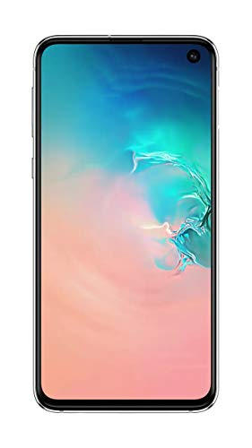 Samsung Galaxy S10E - Smartphone 128GB, 6GB RAM, Dual Sim, Prism White