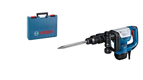 Bosch Professional Schlaghammer GSH 5 (SDS max., Schlagenergie 7,5 J, 1.100 Watt, inkl. Spitzmeißel und Werkzeugkoffer)