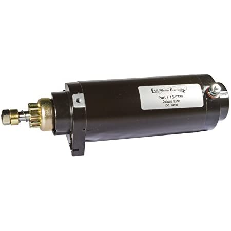 Starters 5058330 DB Electrical SAB0070 New Starter For Mercury ...