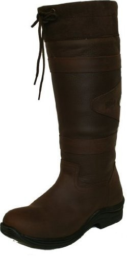 TOGGI Canyon Riding Boot, Stivali da Equitazione Unisex – Adulto, Marrone (Chocolate), 38 EU