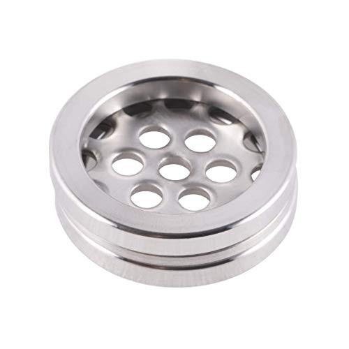 BVV 2 Inch 304 Stainless Steel Stacking Filter Plate Ring Kit