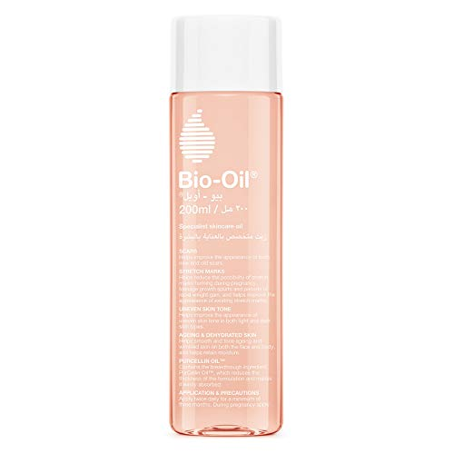 Bio Oil Skin Care Scars Stretch Marks Uneven Tone Ageing Dry Face Body - 200ml