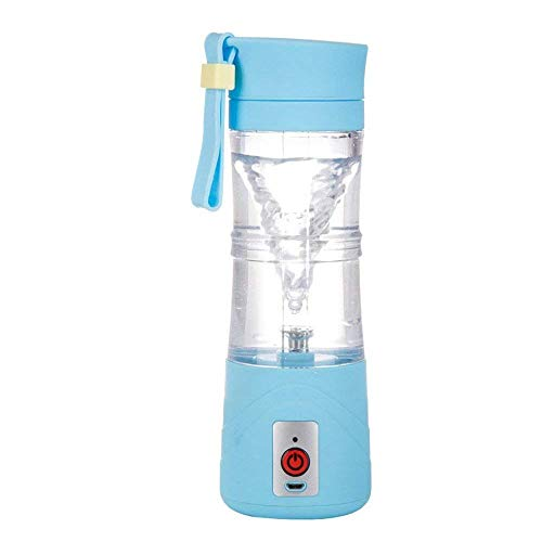 ECSWP Small electric portable juicer fruit juice cup mini juice machine multi-function baby food supplement machine (Color : A)
