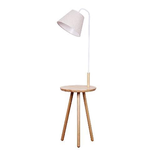 alyf Lámparas de pie Estante Moderno Lámpara de pie de luz Ambiental Ajustable con Simple Lectura Sombras Light Room diseños de Casas Permanente Dormitorio de la lámpara de luz lámpara de Piso