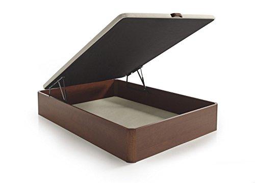 Sermahome - Canapè modello Teja 135 x 180 ciliegio