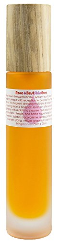 Living Libations - Organic/Wildcrafted Best Skin Ever: Rose Oil (1.7 fl oz / 50 ml)