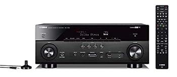 YAMAHA TSR-7850R 7.2CH Dolby Atmos DTS Wi-Fi BT 4K Receiver Black  Renewed